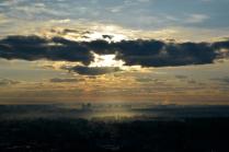 Солнце большого города