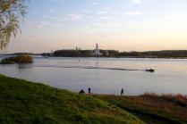 Свято-Юрьев мужской монастырь в Новгороде