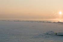Белое море. Январь.
