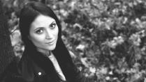 Осенний портрет в чёрно-белом.