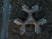Недостроенная больница в Ховрино