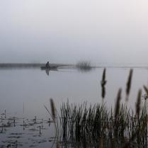Одно утро из жизни рыбака
