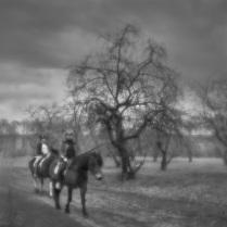 1 Прогулки по Ясной Поляне, монокль, из серии