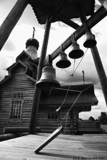 Церковь в деревне Березовский рядок