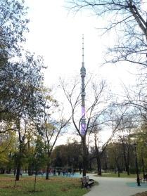 Башня в саду