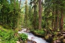 Белореченский водопад
