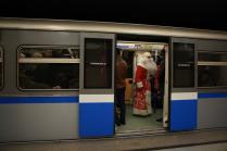 Нетрадиционный транспорт Деда Мороза