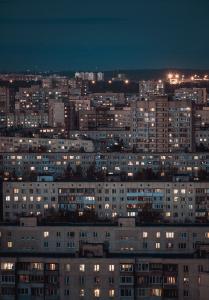 Балконы Дыбенко