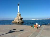 Осенний полдень в Севастополе