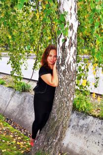Русская красавица города Тюмени
