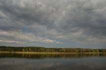 На реке Алеуска