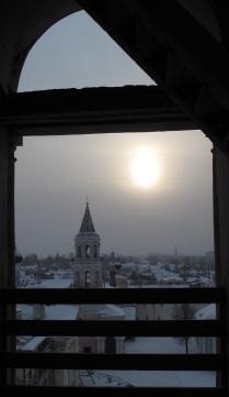 Зимний день в Торжке