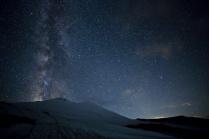 Звезды над Эльбрусом