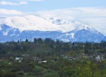 У подножия горы Фишт