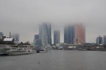 туман в декабре