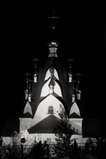 """Храм Часовня в честь Иконы Божией Матери """"Всех Скорбящих Радость"""""""