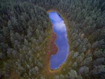 """Озеро """"Медвежий язык"""""""