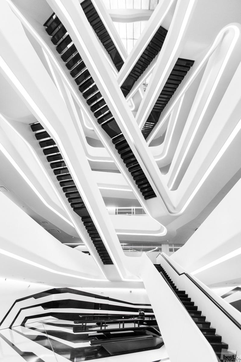Лестницы в будущее