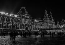 Вечер на Красной площади
