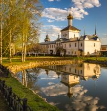 Церковь Толгского Свято-Введенского монастыря