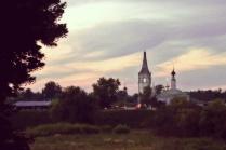 вечер на Каменке