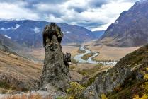 Грибы над долиной Чулышмана