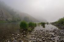 утро на реке Белой
