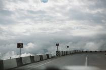 Дорога над Байкалом