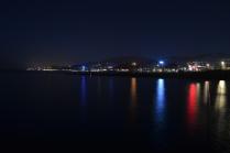 Ночь, море, огни..