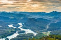 Долина реки Катунь!