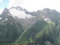Горы Домбай