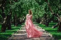 Принцесса в Бесконечном Саду