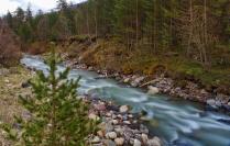 Река Баксан
