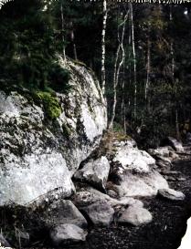 Осенние камни
