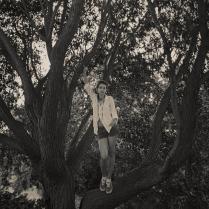 Арина и Старое дерево.