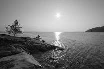 Белое море. Июль.