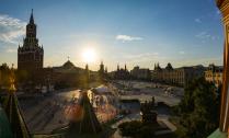 Сердце Москвы и всей России