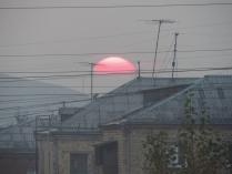Жареное солнце больших городов