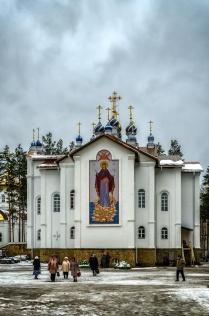 Среднеуральский женский монастырь.