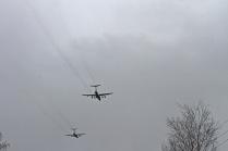 Воздушные спутники
