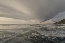Озеро Байкал. Март 2016