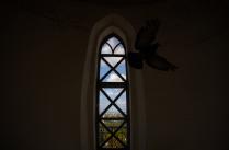 Окно колокольни