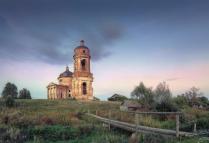 Деревенский храм