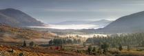 Утро в Золотой долине