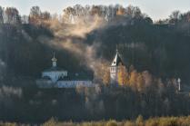 Дудин монастырь.Октябрь