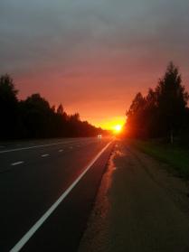 Россия начинается здесь! Дорога к Солнцу.