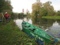 Переславль-Залесский осенью
