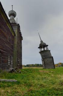 Пизанская башня, версия из России.