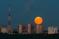 Лунные Паруса.