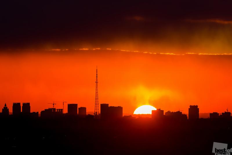 Дыхание солнца.